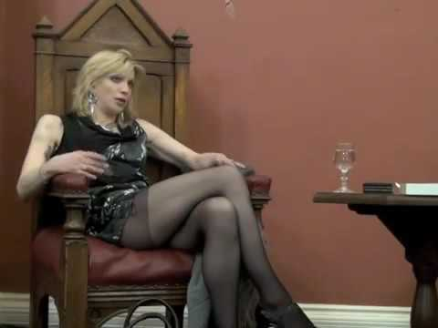Courtney Love at the Phil (part 3 of 6)
