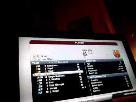Messi skills shots