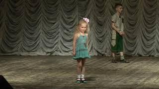 """Показ мод """"Ах, лето!"""". Театр моды """"Валькирия"""". Авторская коллекция. Детская мода."""