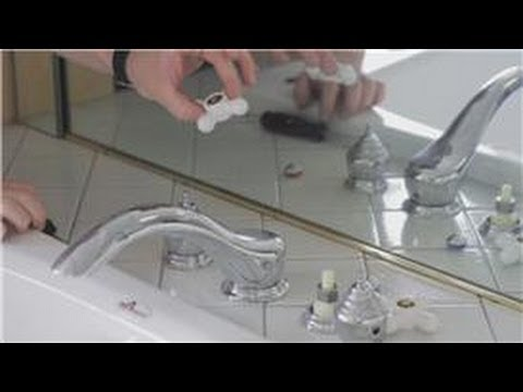Faucet Repair : How To Replace A Garden Tub Faucet   YouTube