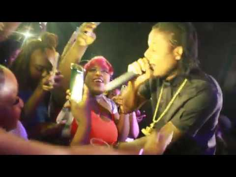 Ladies Go Crazy for Masicka Performance @ Bruk Out 2017