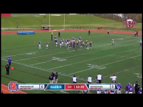 Emory Hunt's 2015 HS Color Commentary D.C. State Playoff Game