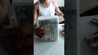 Unboxing Wii Fit in Six - Mercado Livre