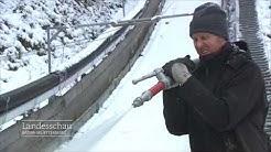 Skisprung-Weltcup abgesagt