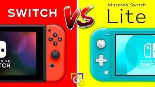 Nintendo Switch   VS    Switch LITE  ⚡ |  Versus Capacidades ¿Merece la pena? |  Jugamer