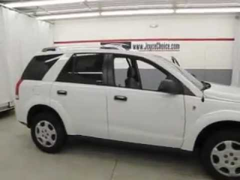 2007 Saturn Vue Fwd White 1981x Wmv