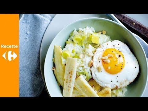 stoemp-aux-poireaux-avec-panais-et-œuf-au-plat