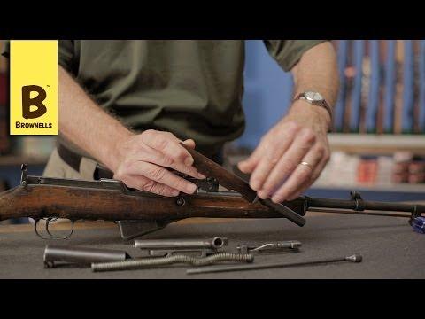Firearm Maintenance: SKS Disassembly, Part 1/4