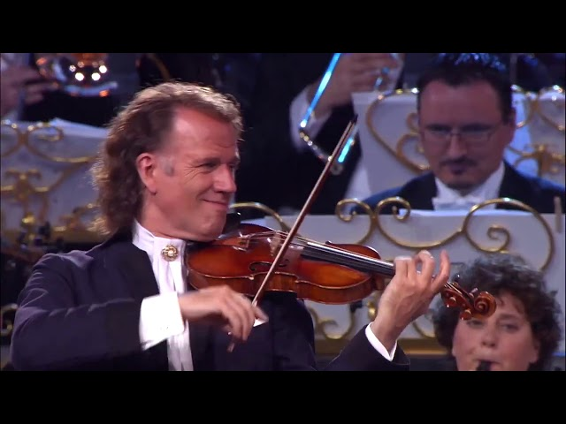 André Rieu - The Beautiful Blue Danube (official video)