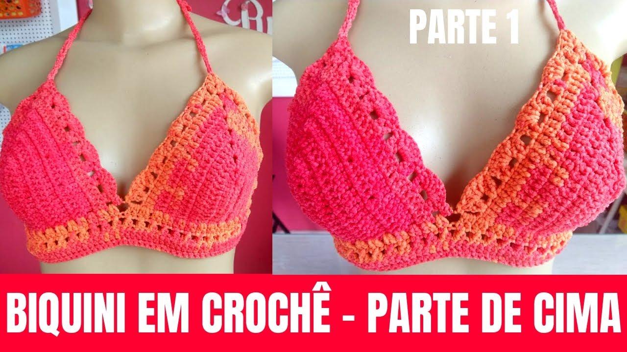 3e4f01cb8 Aprendendo os tamanhos de bojos em croche - PageBD.Com