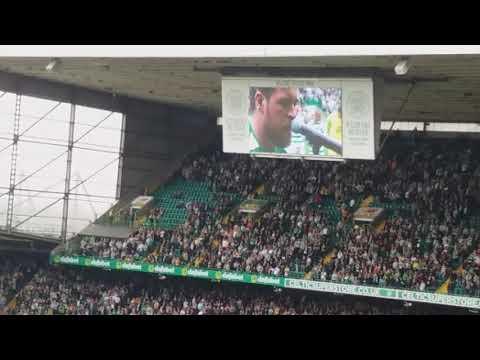 Soldier's Song - Scott Brown Testominial - Celtic v Republic of Ireland ☘