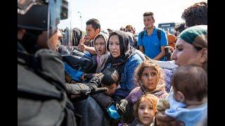 أخبار عالمية | الهجرة إلى #أوروبا سجلت مستوى قياسياً في يوينو