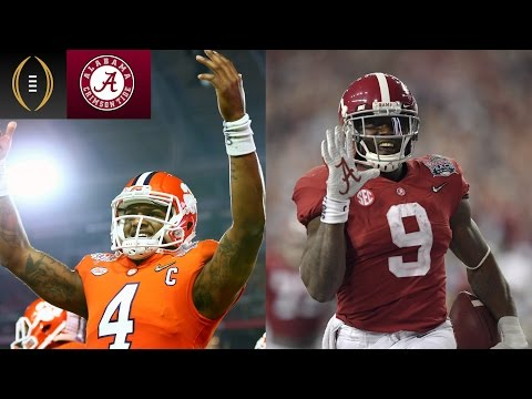 Alabama Players Share Impressions of Clemson Fiesta Bowl Shutout | Inside The National Championship