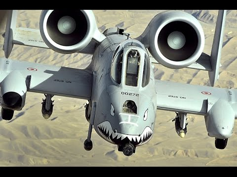 Death Bringer War Plane - A-10 Main Battle Tank Buster Documentary - Military Documentary Channel