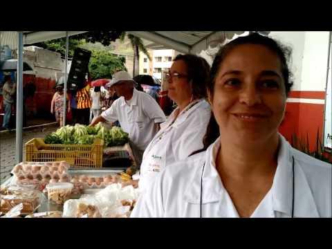 Entrevista Márcia Feira de Transição Agroecológica