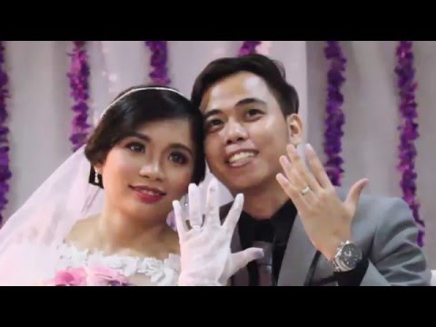 Bruce+Xhiang Wedding Highlights