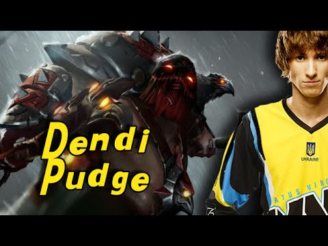 Dendi Pudge webcam stream 06.12.2014