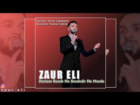 Orxan Lokbatanli - Dostum Gunah Ne Sendedir Ne Mende (Yeni Mahni 2020)