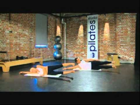 Pilates Double Leg Lift