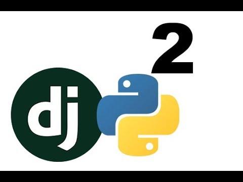 Creating Application - Django Web Development Tutorial 2