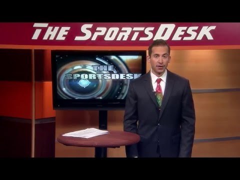 The SportsDesk 04.16 HD - with Collin Kushner - Torrance CitiCABLE - January 26-February 2, 2016