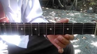 Hướng dẫn guitar bài Lý Chim Quyên