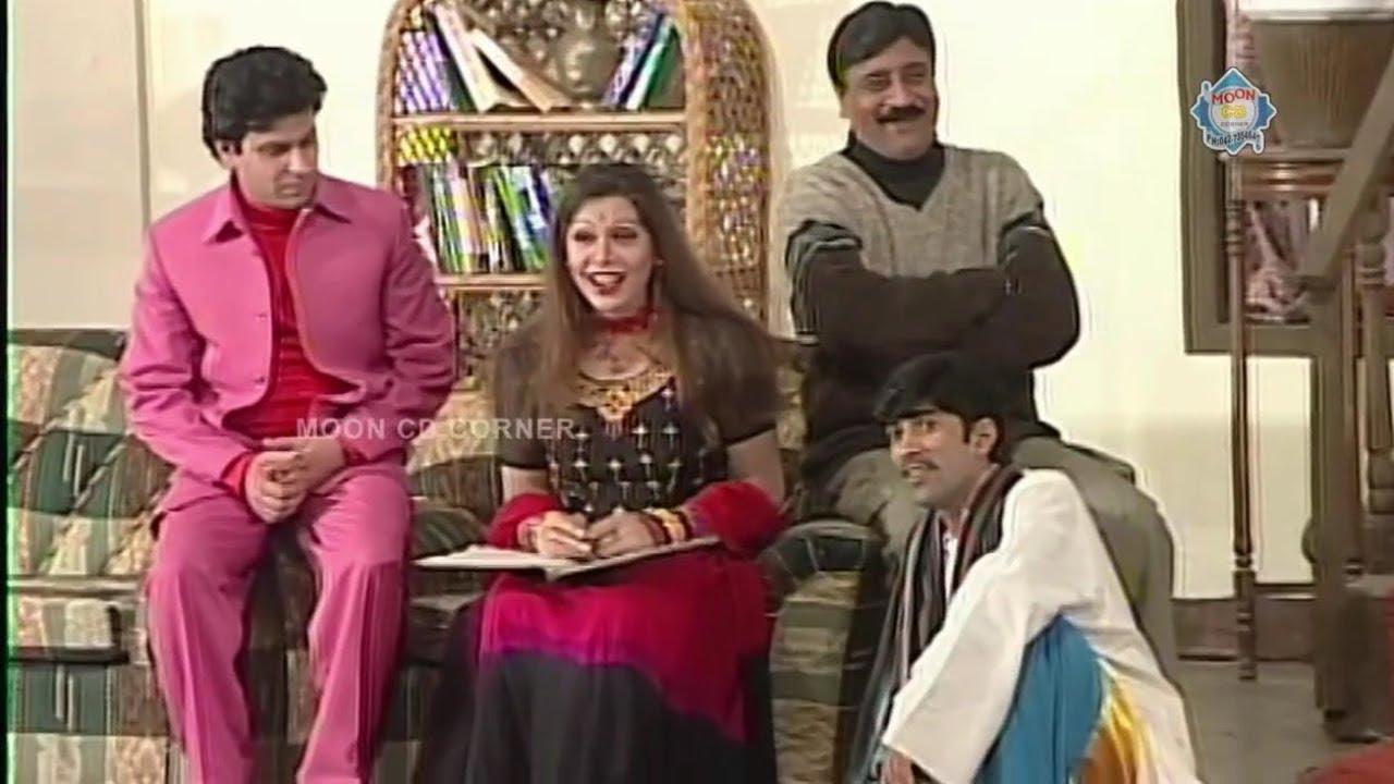 Interview | Sajan Abbas Best | Tariq Teddy | Megha - Comedy Stage Drama Clip - पंजाबी कॉमेडी
