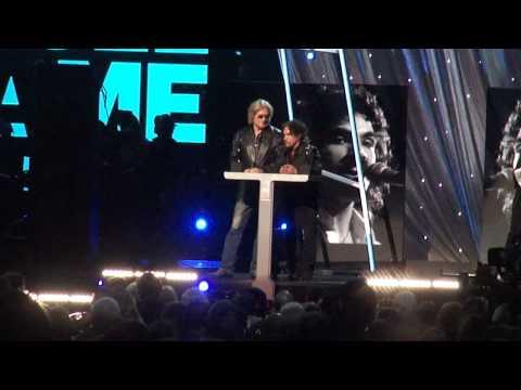 Hall & Oates Induction Speech