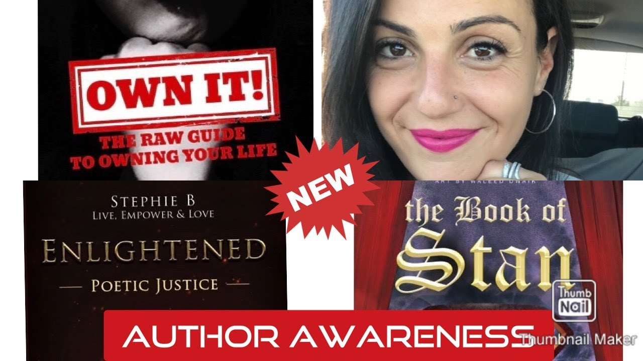 Interviewing Stephanie Bensimon | Author Awareness August