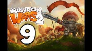 Mushroom Wars 2. Прохождение. Часть 9 (Инопланетный маслёнок)