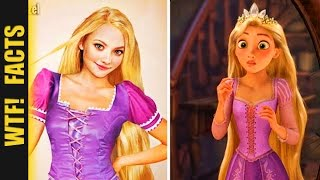 12 Disney Princesses Look Alike | LISTING #9