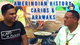 AMERINDIANS in TRINIDAD & TOBAGO, Caribs and Arawaks #1