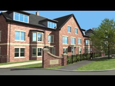 Grove park residential care home headingley youtube for Grove park house