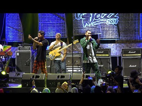 JAUH DI MATA DEKAT DI HATI - RAN - Live Perform - Senggigi Sunset Jazz Lombok 2018