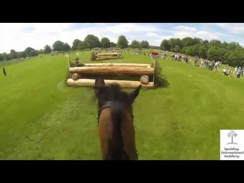 Elite Eventing| Bramham Cross Country with Ben Hobday