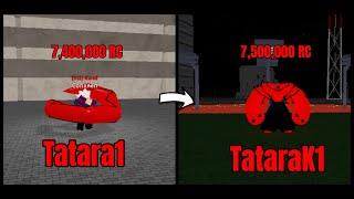 Finally getting my TataraK1 | Ro-Ghoul