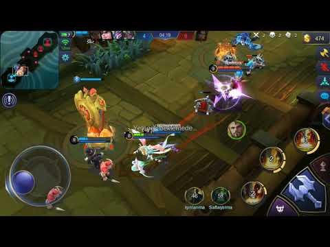 KAPPELER VS YIKIKLAR 3. MAÇ Mobile Legends Bang Bang thumbnail