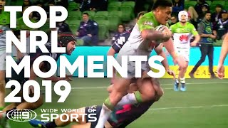 Top NRL Moments of 2019 | NRL on Nine