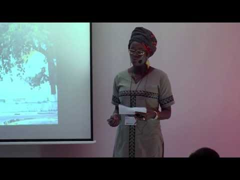Talking about Africa: Aoaní d'Alva at TEDxSaoTome