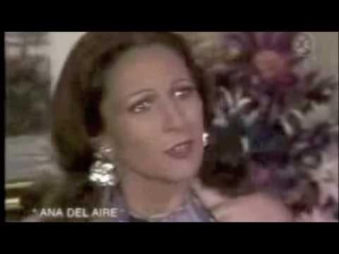 Telenovela Ana del aire 1974-  Angélica María