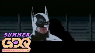 Batman Returns by LRock in 25:20 - SGDQ2018