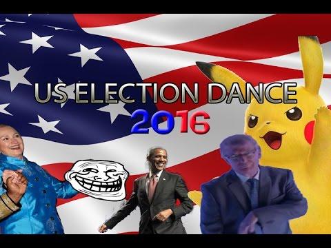 US PRESIDENTIAL 2016 DANCE