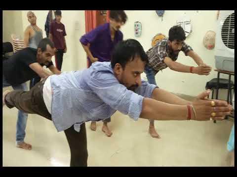 Theatre Body-Movement & Drama Techniques By Dr.Himanshu dwivedi