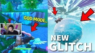 "I tested the most ""OP GLITCHES"" in Fortnite.. (STILL WORKING)"