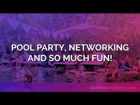Pool Party, Networking and so much Fun!
