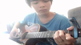 Thời gian tôi (Phạm Anh Khoa) - Guitar solo