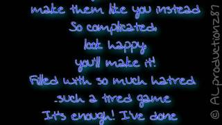 fuckin perfect - Pink ( Lyrics on screen ) Official song NEW SINGLE 2011