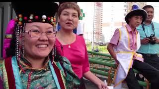 Русско-бурятская свадьба Вячеслав Анна