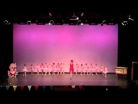 candy floss 2011 Auckland Academy of Dance