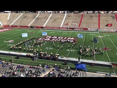North Vermilion High School Marching Band Showcase 2019